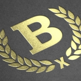 Logo design leather brand Britl